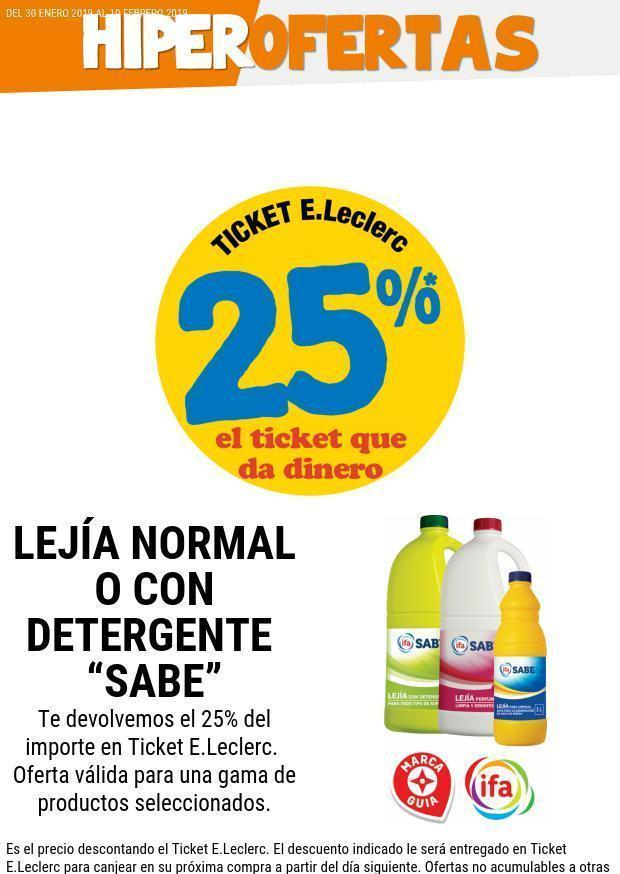 E Ofertas leclerc Hipermercado León Promociones Y UaUTrwx